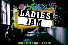 LadiesJam Flyer