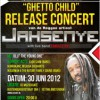 "Releaseconcert ""Ghetto Child"" van Jahsenye in Nederland"