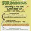 Surinamedag 7 juli 2012