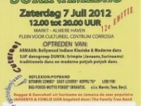 Surinamedag 2012 in Almere wederom een groot succes!