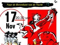 Optreden Ladiesjam bij Wartburgia Feest – 17 november 2012