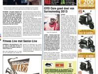 Artikel Almere Deze Week bij Surinamedag 6 juli 2013