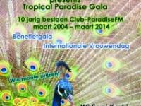 VVFLEX @ Tropical Paradise Gala op 8 maart 2014