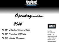 Open dag VVFLEX cursussen op 31 mei 2014