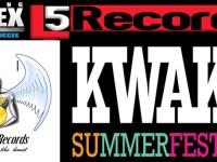 VVFLEX @ Kwaku Summerfestival op 2 & 9 augustus