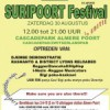 Suripoort festival op 30 aug 2014