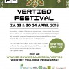 VVFLEX @ VERTIGO festival in Almere op 23 en 24 april 2016